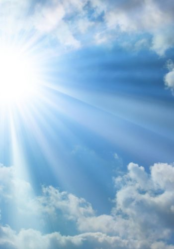 sun-rays